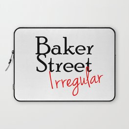 Baker Street Irregular Laptop Sleeve