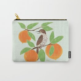 Thrasher & Peaches Carry-All Pouch