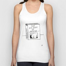 The Big Book Of Arse Unisex Tank Top