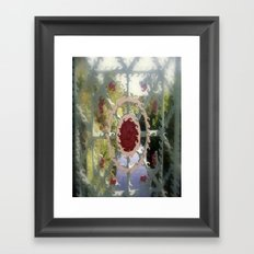 Crowning Glory Framed Art Print