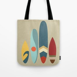 New day.new waves Tote Bag