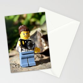 Scientist Stationery Cards