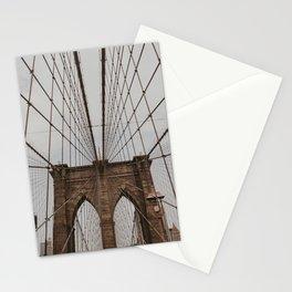 Brooklyn Bridge NYC | Fine Art Travel Photography Stationery Cards