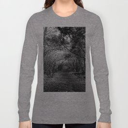 Desolate // Aokigahara  Long Sleeve T-shirt