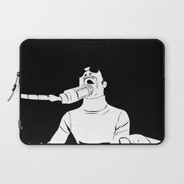 Feel the Music with Stevie Wonder Laptop Sleeve