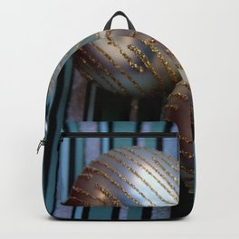 Worth Their Weight In A Gold Stripey Way Backpack