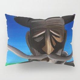 Don Quixote con Puro Pillow Sham