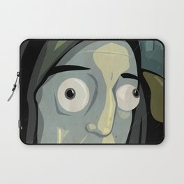 Young Frankenstein Laptop Sleeve