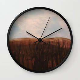 trees of righteousness Wall Clock