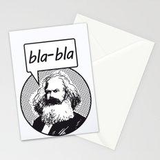 bla-bla Stationery Cards