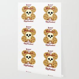 Real Badasses Eat Cookies! Wallpaper