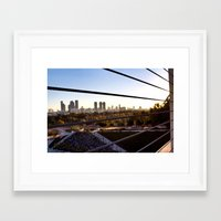 israel Framed Art Prints featuring Israel color by Lindsey Sarah
