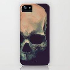 Mr Twoface iPhone SE Slim Case