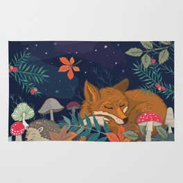 Hibernation Rug