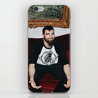 kevin russ iPhone & iPod Skins featuring Kevin by moriahaslan