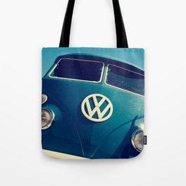 VW Throwback Tote Bag