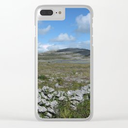 Mullaghmore III Clear iPhone Case