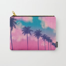 Cotton Candy Island Carry-All Pouch