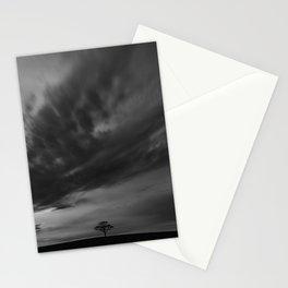 Moonlight Solitude Stationery Cards