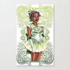 Sailor Tiana Canvas Print