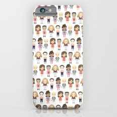 Saved by the Bell Pattern iPhone 6s Slim Case