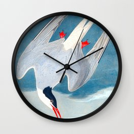 Arctic Tern Bird Wall Clock