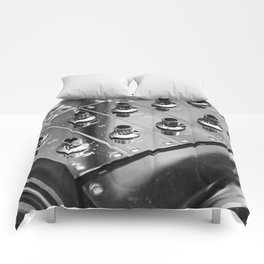Silver Mixing Desk Comforters