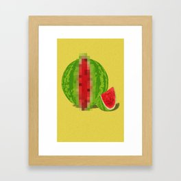 Censored ♀ Framed Art Print