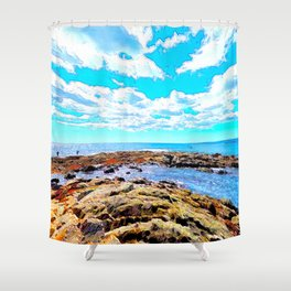 Margret River Shower Curtain