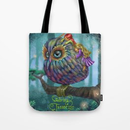 Sweetness of the Owl Tote Bag