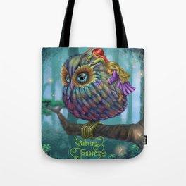 Sweetness of the Owl Tote Bag