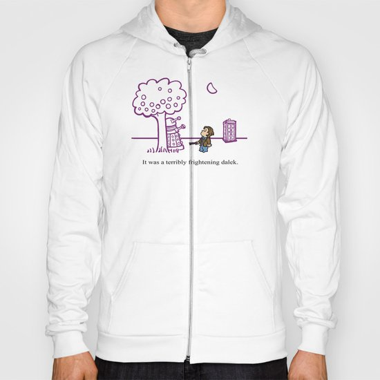 Dr Harold and the Purple Screwdriver Hoody