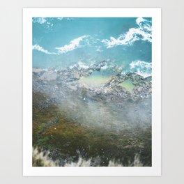 Niagara Falls I, 2016 Art Print