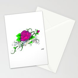 Let your beauty run wild Stationery Cards