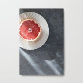 A Healty Start - Foodie Metal Print