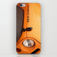 jeep iPhone & iPod Skins featuring Jeep Rubicon by SShaw Photographic