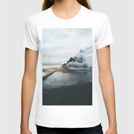 Iceland Adventures - Landscape Photography T-shirt