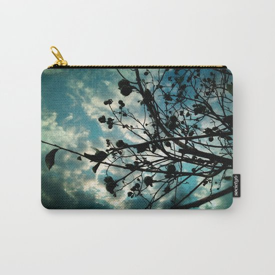 Buds and Branches Carry-All Pouch