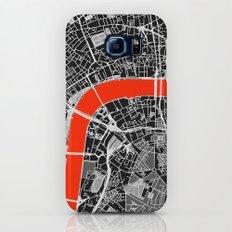 London Map Slim Case Galaxy S6