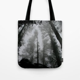 THROUGHT THE NATURE Tote Bag