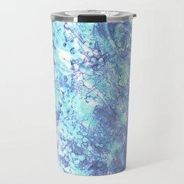 Arctic Sheen Travel Mug