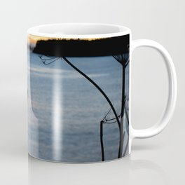 Pushki Silhouette Photography Print Coffee Mug