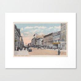 North Pearl Street, Albany, NY Canvas Print