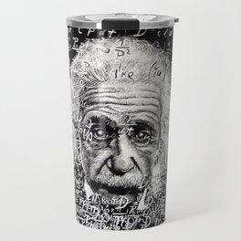 The Mind of a Genius Travel Mug