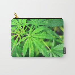Marijuana plant Carry-All Pouch