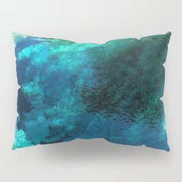 Blue Springs Pillow Sham