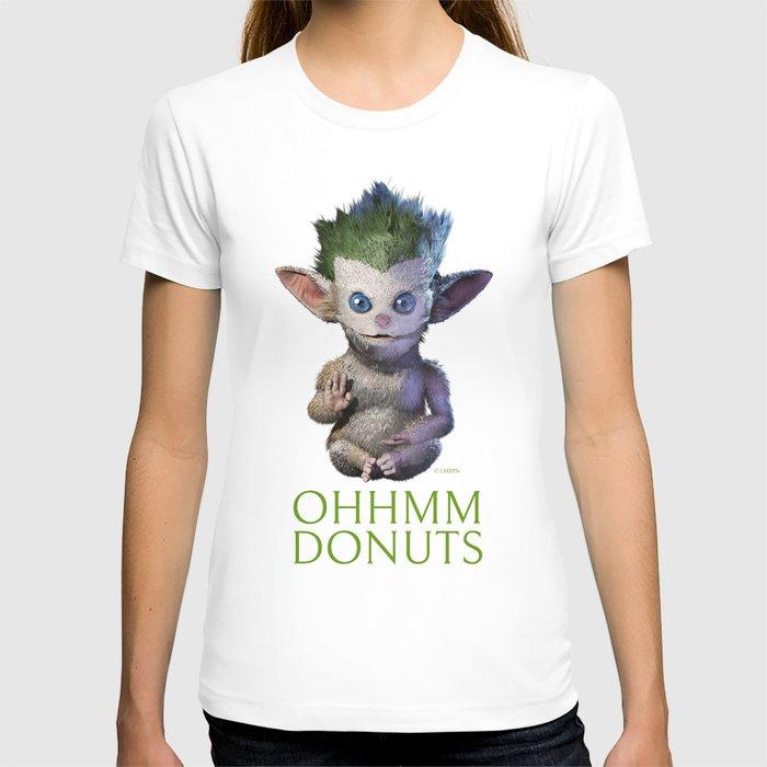 Buddha Troll T Shirt T-shirt