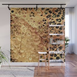 The Gold Rush Wall Mural