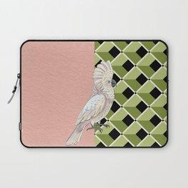Cockatoo Vibes Laptop Sleeve