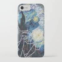 van gogh iPhone & iPod Cases featuring Van Gogh by NotNorrah